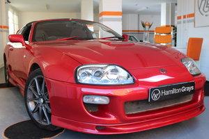 1993 (L) Toyota Supra 3.0L N/A Auto Aerotop Model. For Sale