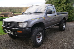 1995 Mk 3 Toyota Hilux For Sale