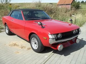 1973 Toyota Celica 1600ST TA22 LHD at ACA 25th January  For Sale