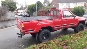 1985 Classic Hilux pick up truck For Sale