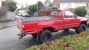 1985 Classic Hilux pick up truck