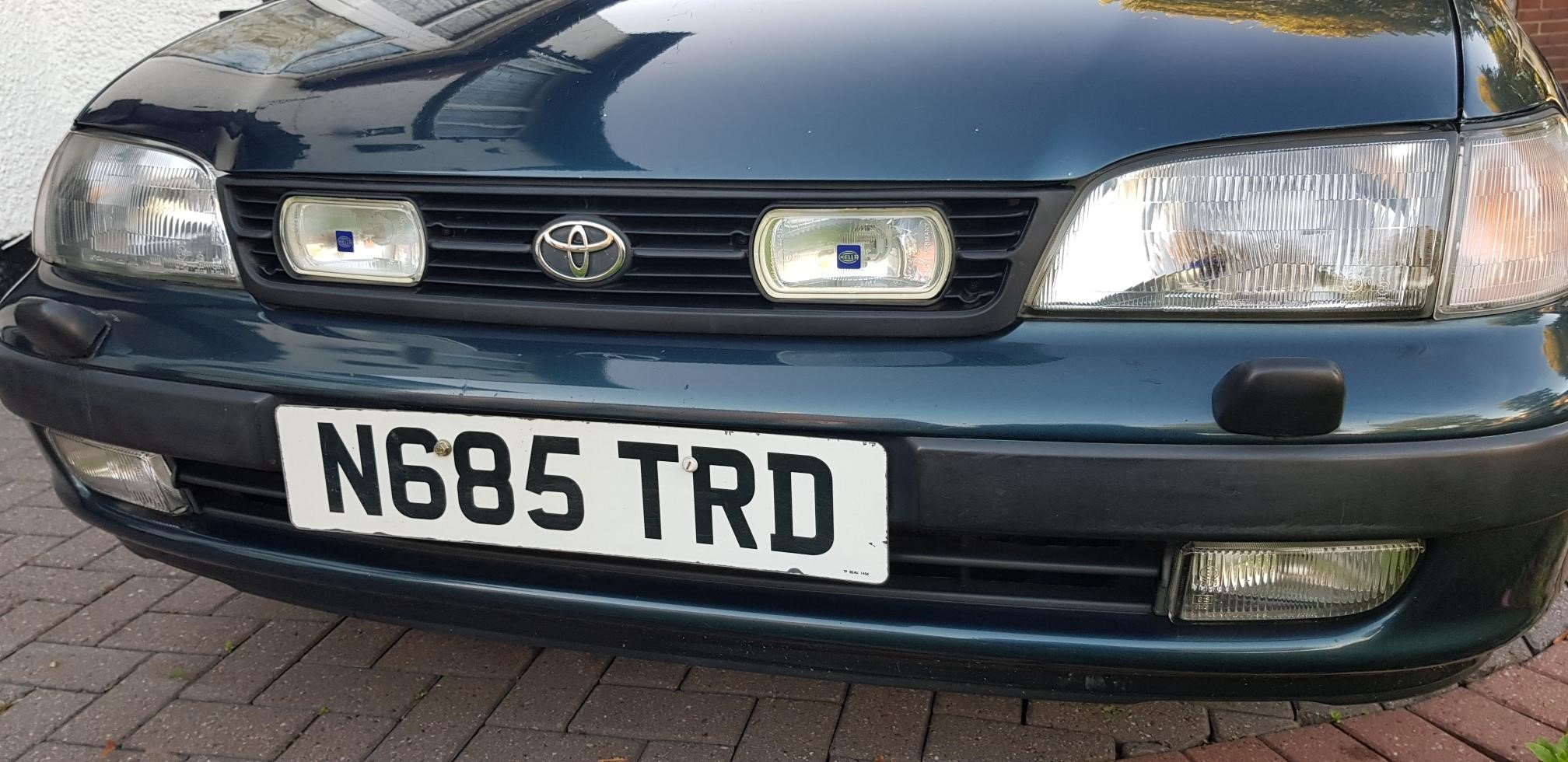 1995 Toyota Carina GTi For Sale (picture 2 of 6)