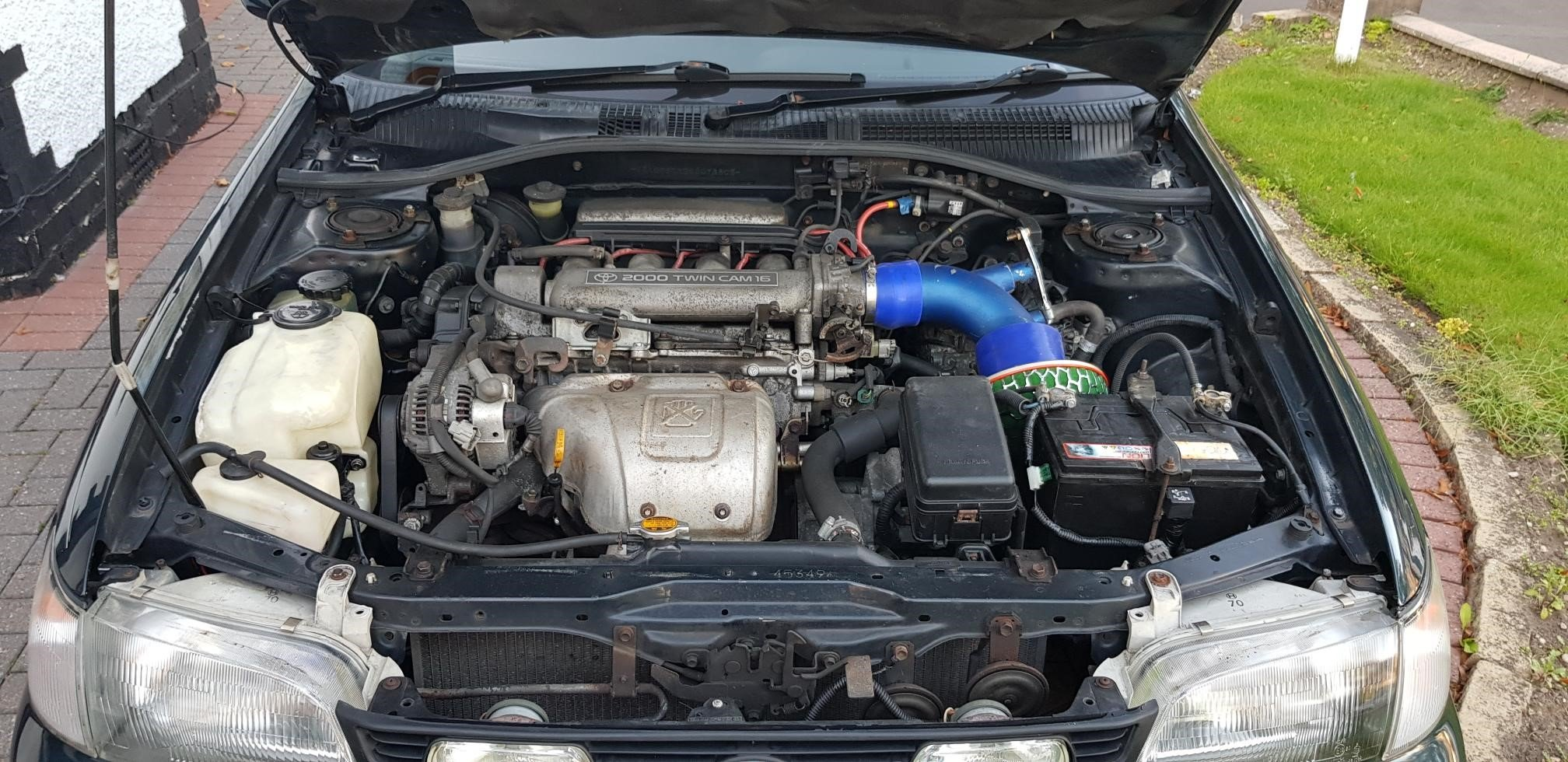 1995 Toyota Carina GTi For Sale (picture 6 of 6)