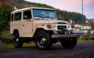 1981 Toyota Land Cruiser BJ 43 No reserve