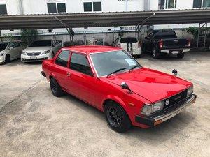 1982 Toyota Corolla KE70 2 Door