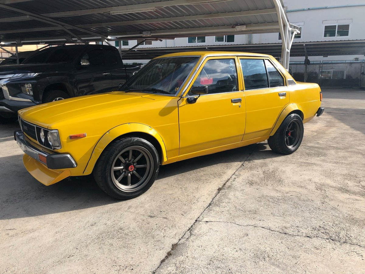 1980 Toyota Corolla KE70 For Sale (picture 1 of 6)