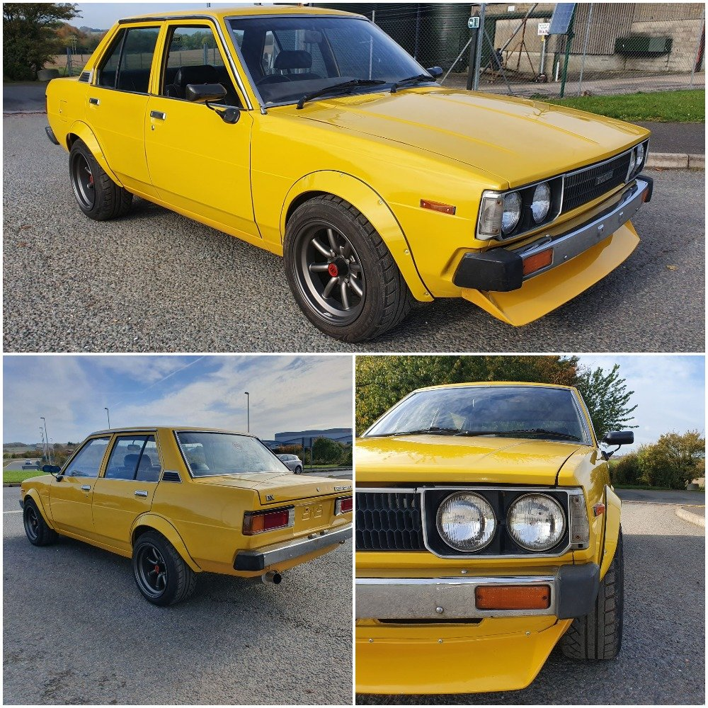 1980 Toyota Corolla KE70 For Sale (picture 2 of 6)
