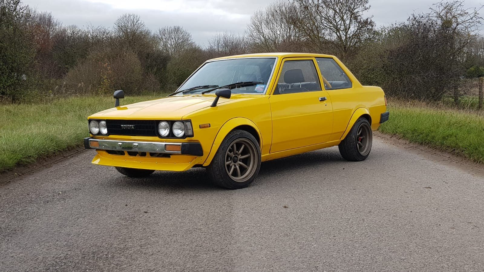 1980 Toyota Corolla KE70 For Sale (picture 5 of 6)