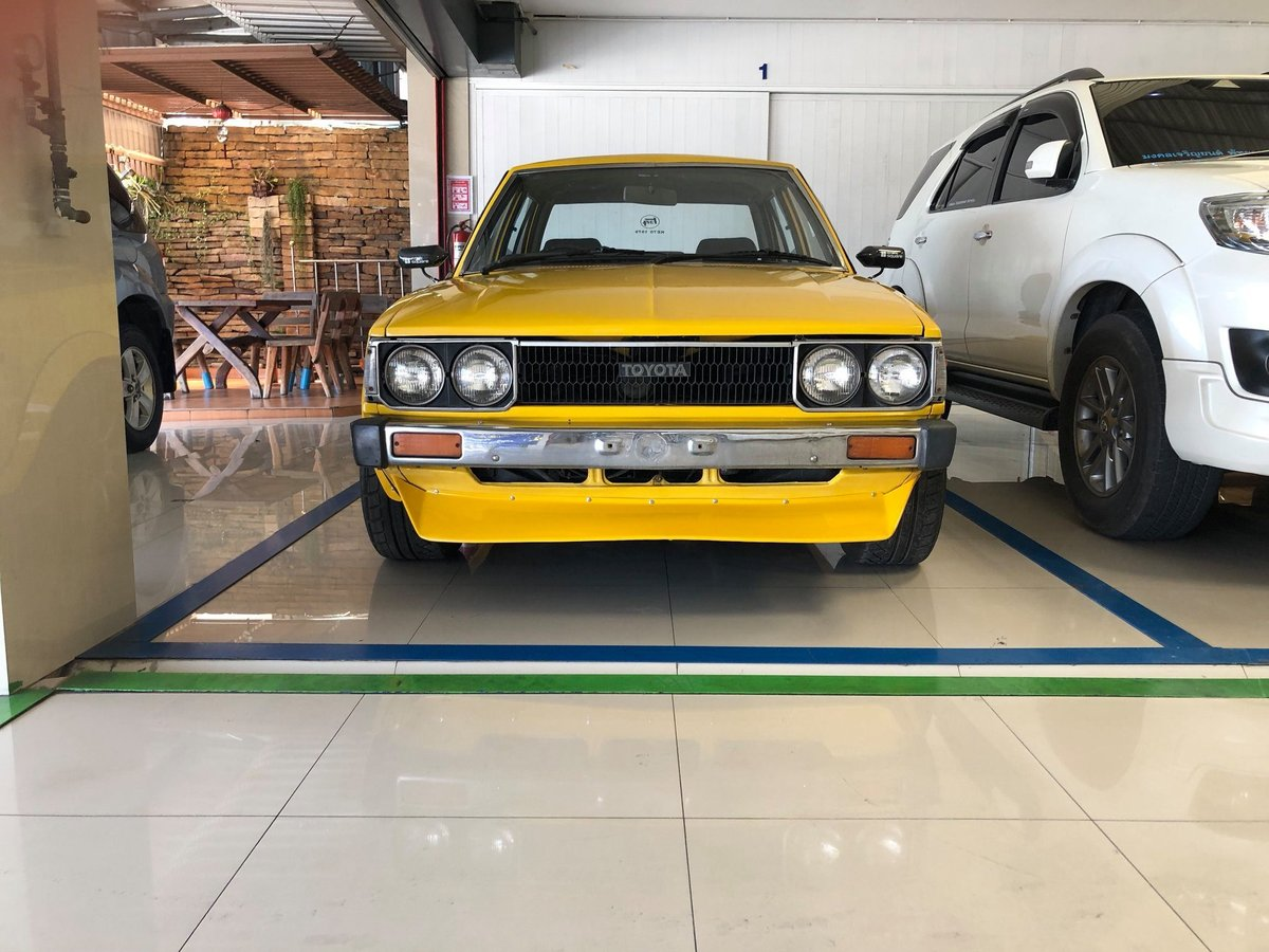 1980 Toyota Corolla KE70 For Sale (picture 6 of 6)
