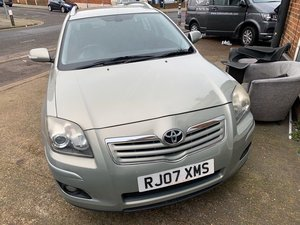 2007 Toyota Avensis 2.0 D-4D T3-X 5dr For Sale