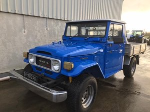 1984 Toyota Land Cruiser SOLD by Auction