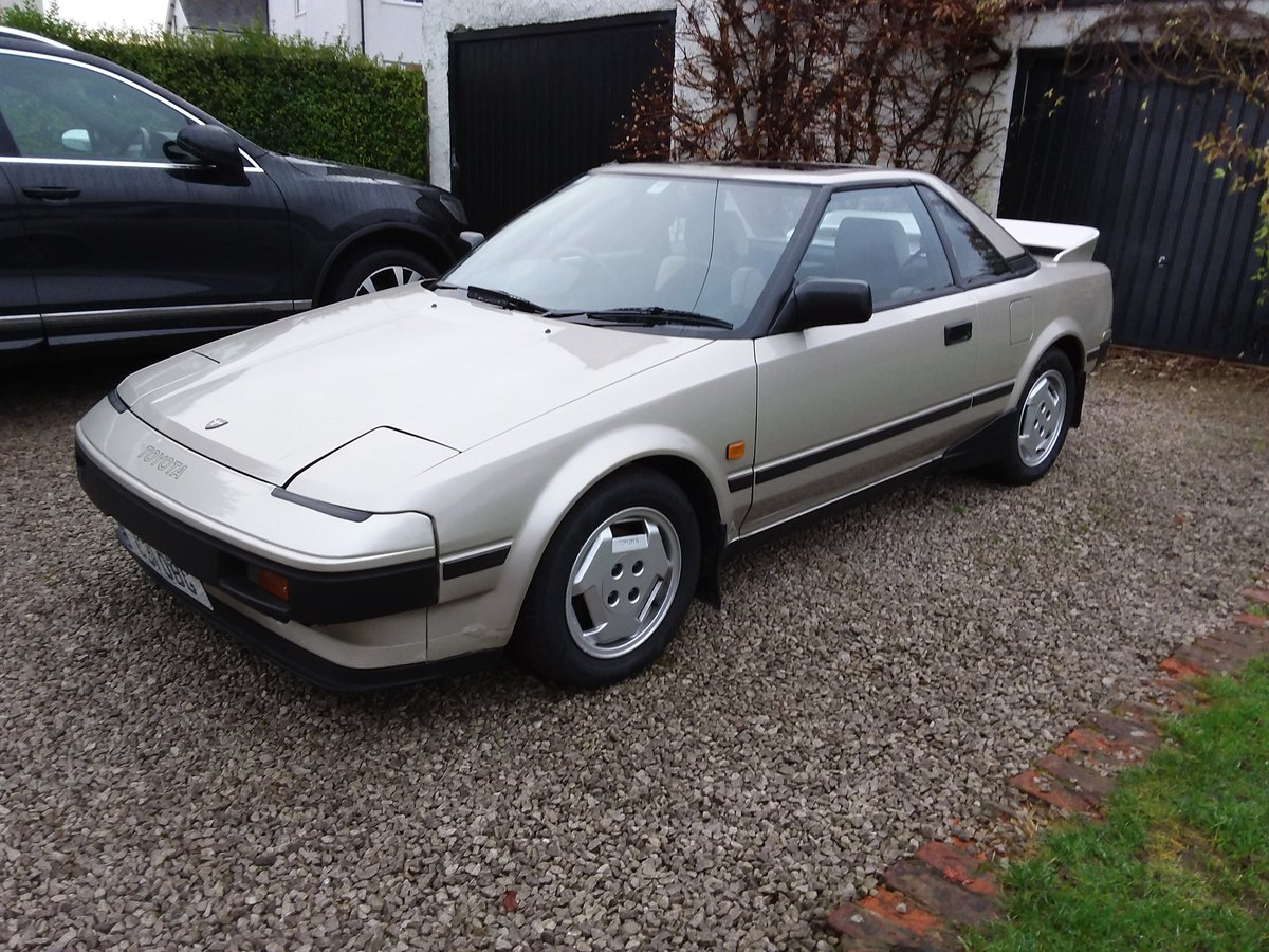 1985 Toyota MR2 Mk1 SOLD (picture 2 of 6)