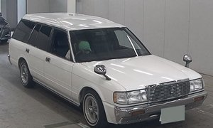 1994 Toyota Crown SDX Wagon RHD 68k miles Auto $8k usd For Sale
