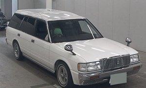 1994 Toyota Crown SDX Wagon RHD 68k miles Auto $8k usd