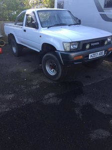 1991 Toyota hilux For Sale