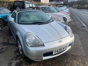 2001 Toyota MR2 For Sale by Auction
