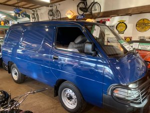 1993 Toyota Liteace SOLD by Auction