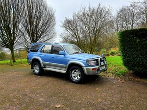 1996 Toyota hilux surf-63k miles! Cherished example! For Sale