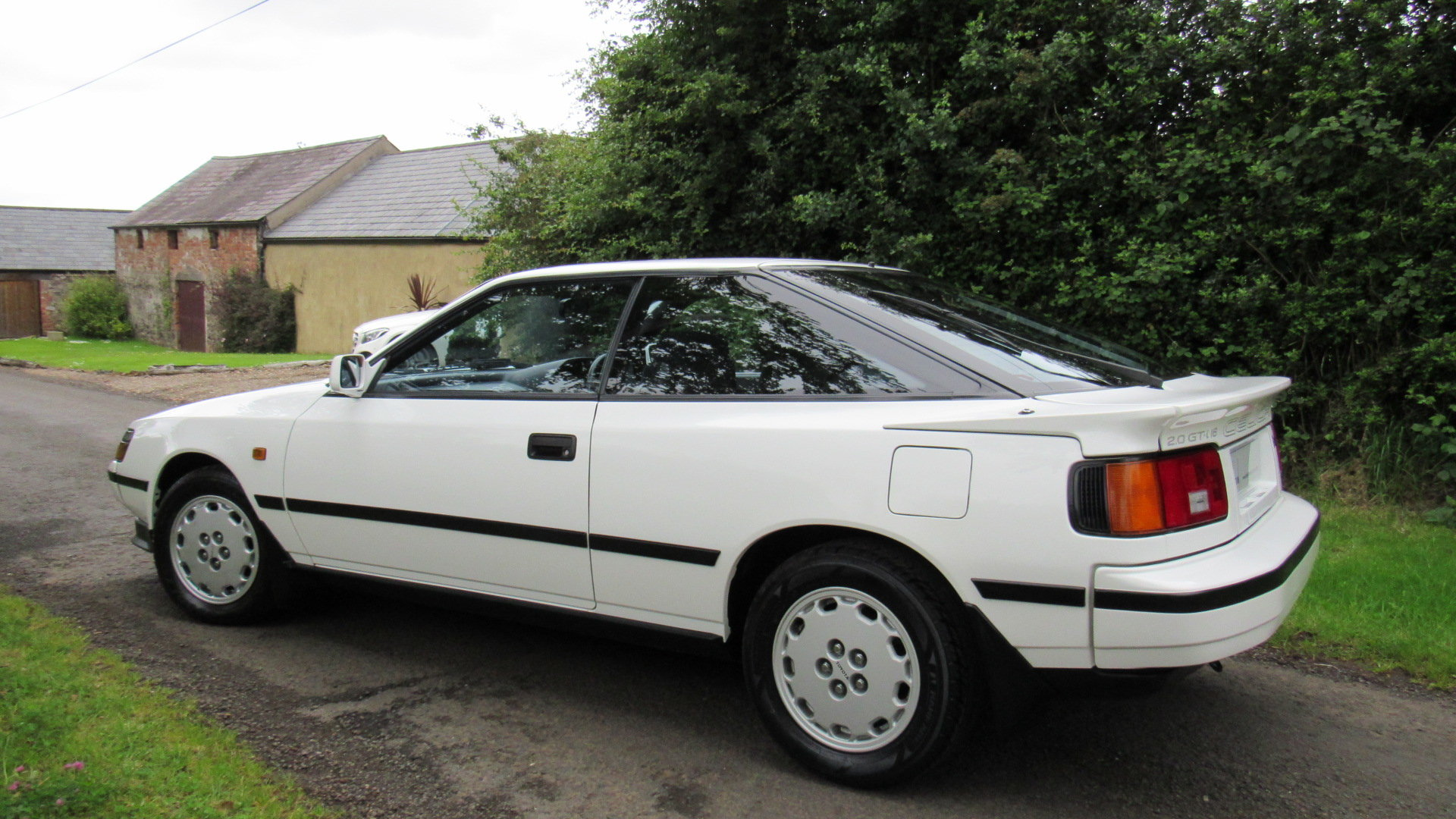 1988 Toyota Celica GT  For Sale (picture 1 of 5)