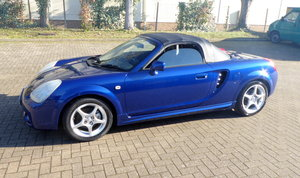 2004 Toyota MR2 VVTI Roadster
