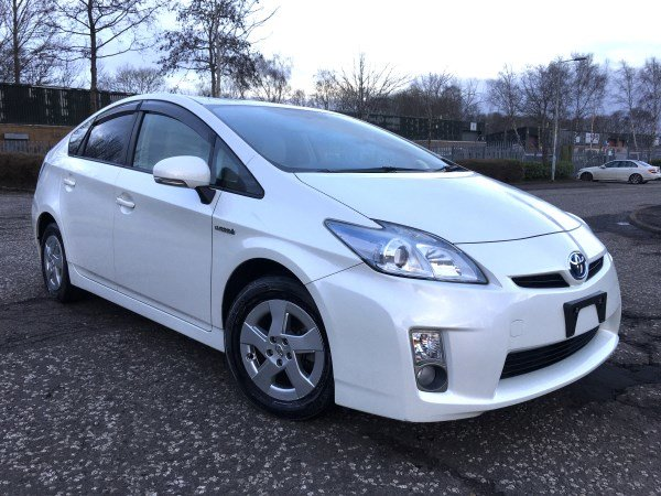 2009 Fresh Import Toyota Prius 1.8 VVT-i Hybrid For Sale (picture 1 of 6)