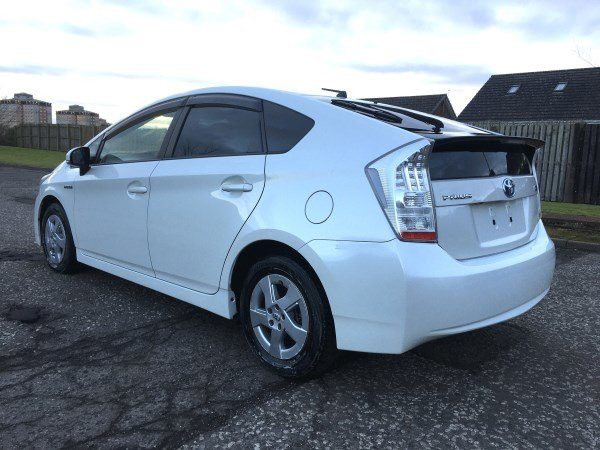 2009 Fresh Import Toyota Prius 1.8 VVT-i Hybrid For Sale (picture 2 of 6)