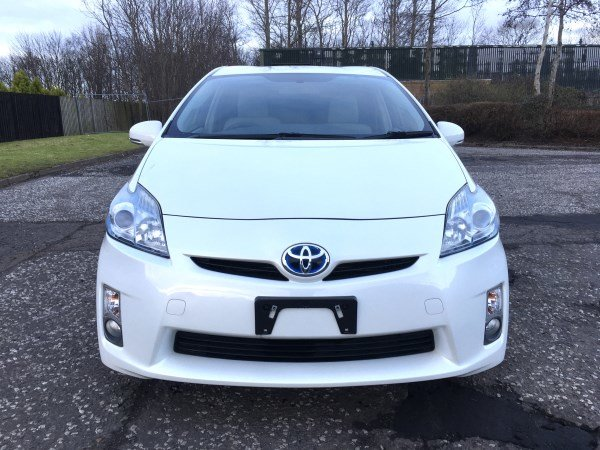 2009 Fresh Import Toyota Prius 1.8 VVT-i Hybrid For Sale (picture 3 of 6)