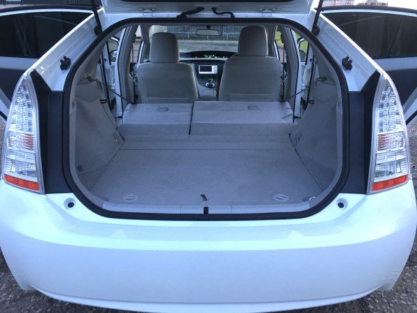 2009 Fresh Import Toyota Prius 1.8 VVT-i Hybrid For Sale (picture 5 of 6)