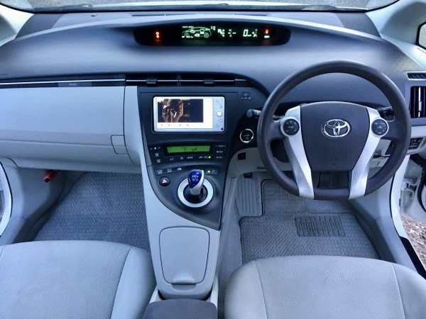 2009 Fresh Import Toyota Prius 1.8 VVT-i Hybrid For Sale (picture 6 of 6)