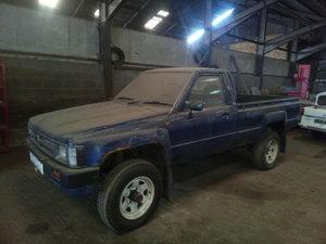 Toyota Hilux Mk2, genuine barn find, low mileage,