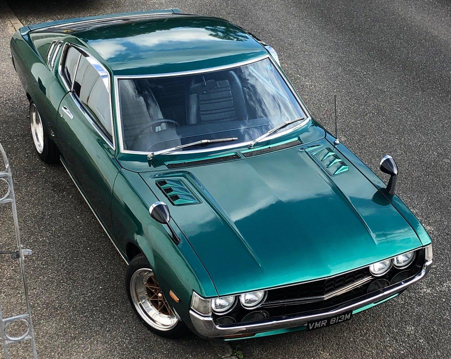 1974 Toyota Celica Liftback 2TG TA27 JDM RA25 TA22  For Sale (picture 1 of 6)