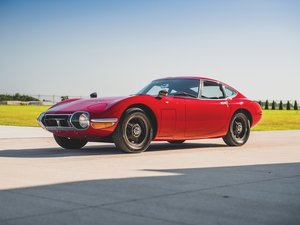 1967 Toyota 2000GT  For Sale by Auction