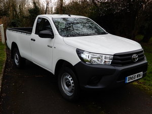 Picture of 2018 Toyota Hilux 2.4 D-4D Single Cab SOLD