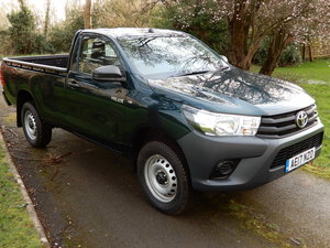 2017 Toyota Hilux 2.4 Single Cab SOLD