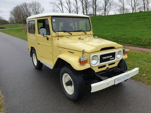 1979 Toyota Landcruiser BJ 40 SOLD