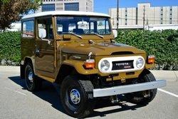 1975 Toyota Land Cruiser Diesel BJ40 Rare Full Restored $42k