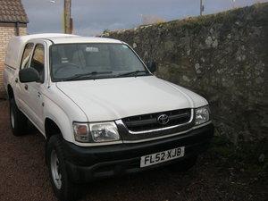 2002 Toyota Hilux D4D