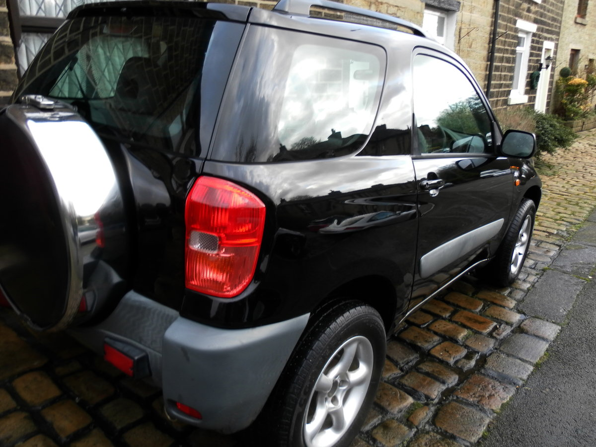 2002 Toyota rav4 incredibly maintained  (11 s/stamps) For Sale (picture 2 of 6)