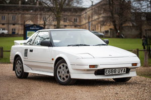 1987 Toyota MR2 Mk1 Only 58000 miles!!