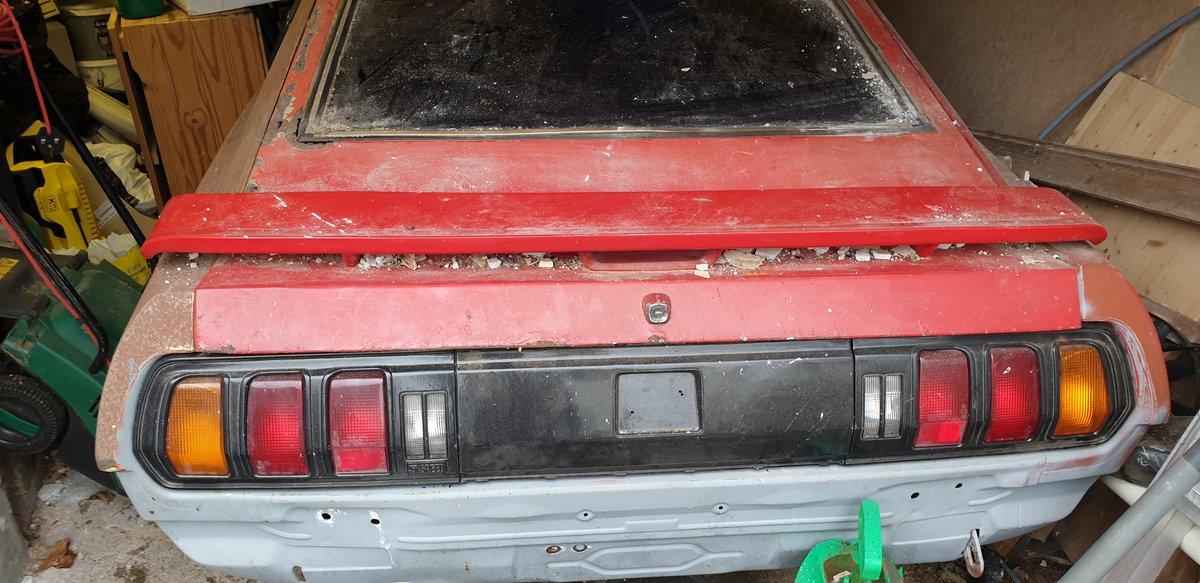 1977 Toyota Celica Rare restoration project For Sale (picture 1 of 6)