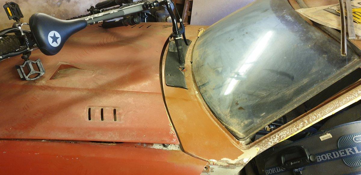 1977 Toyota Celica Rare restoration project For Sale (picture 6 of 6)