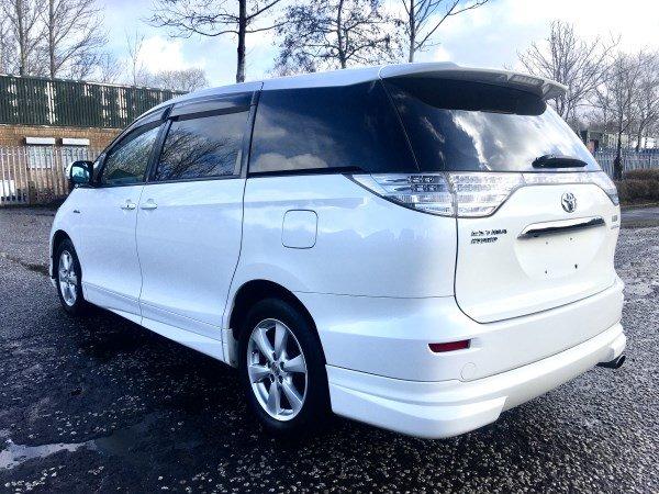 2008 Fresh Import Toyota Estima Hybrid 2.4 L 4WD Auto Cruise For Sale (picture 2 of 6)