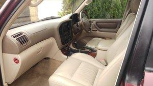 2000 Toyota Land Cruiser Amazon Vx 4.7l V8