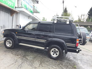1991 Toyota Land Cruiser 80 Series 4.2L  Diesel Turbo RHD $