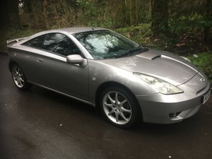 2004 Celica T-sport 190*2 owners*