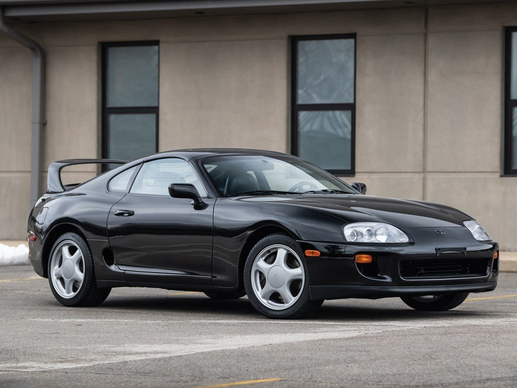 1993 Toyota Supra Twin Turbo Sport Roof  For Sale by Auction (picture 1 of 6)