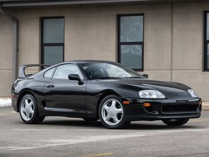 1993  Toyota Supra Twin Turbo Sport Roof