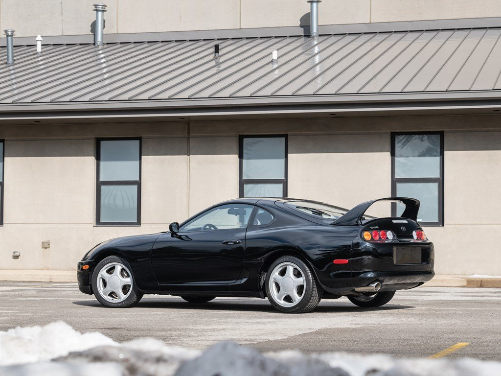 1993 Toyota Supra Twin Turbo Sport Roof  For Sale by Auction (picture 2 of 6)