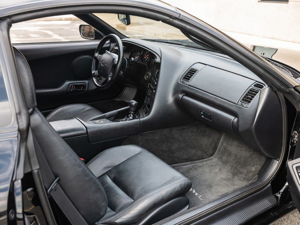 1993 Toyota Supra Twin Turbo Sport Roof  For Sale by Auction (picture 4 of 6)