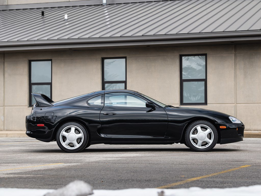 1993 Toyota Supra Twin Turbo Sport Roof  For Sale by Auction (picture 5 of 6)